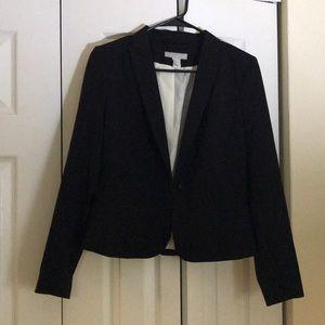 H&M Fitted Blazer - Black